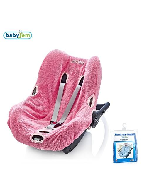 Baby Jem Babyjem Ana Kucağı Kılıfı  Pembe